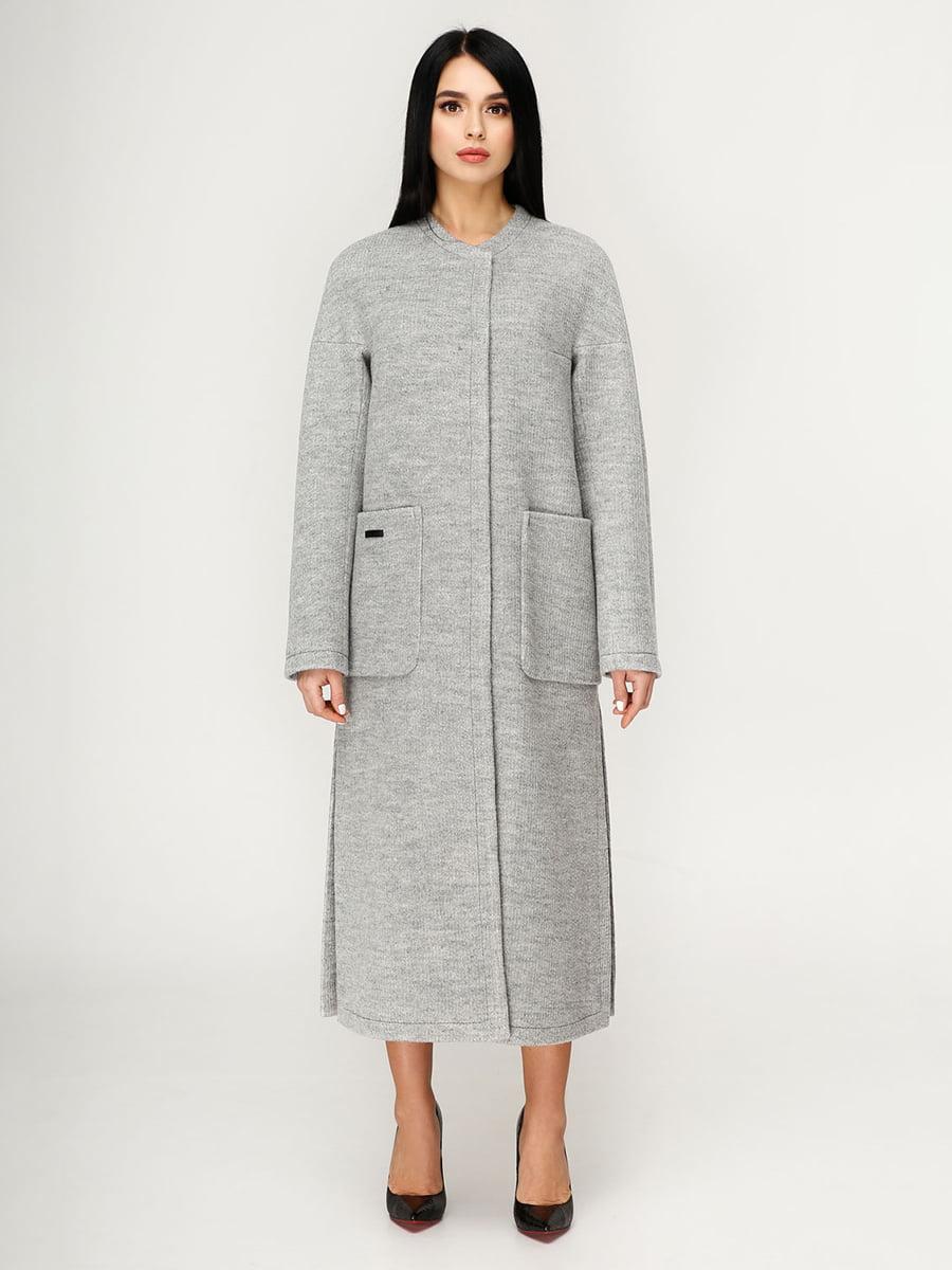Пальто серое | 4949921