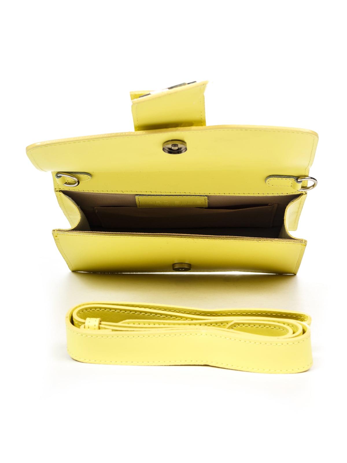 Клатч лимонного кольору | 4920571 | фото 4