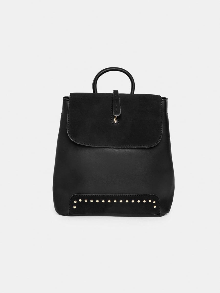 Рюкзак черный | 4949225