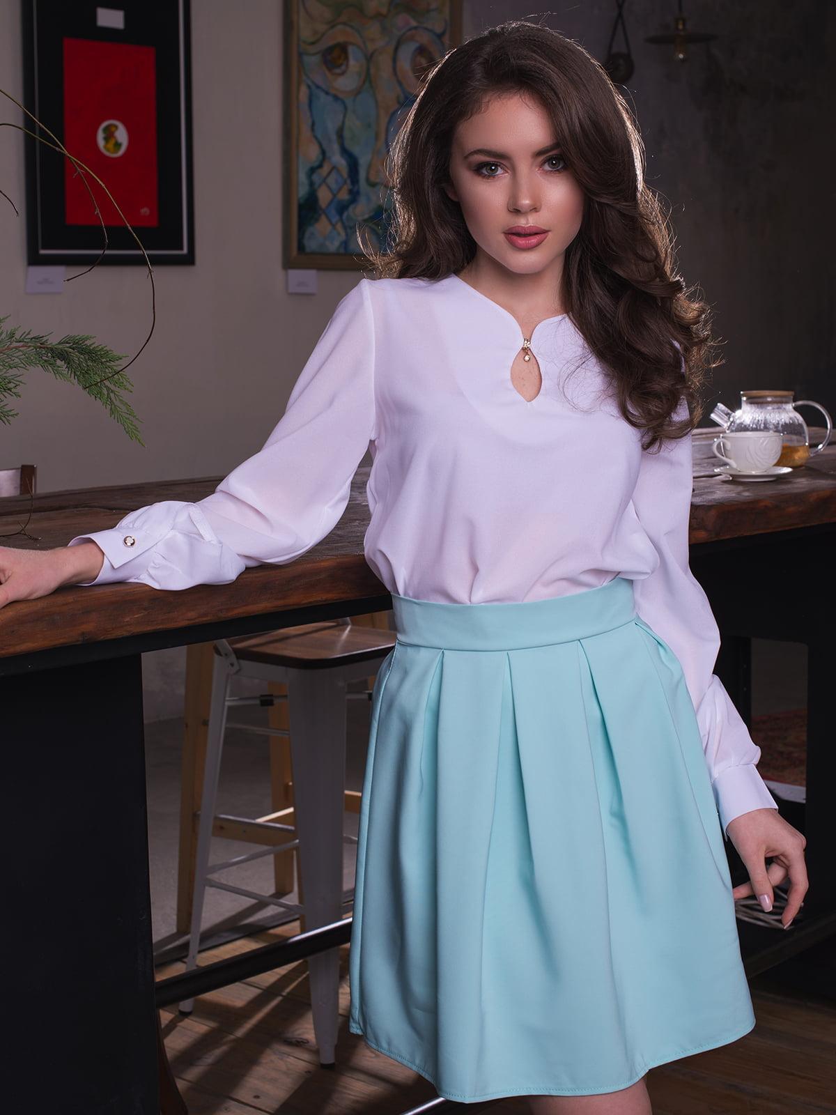 Блуза біла | 3064317