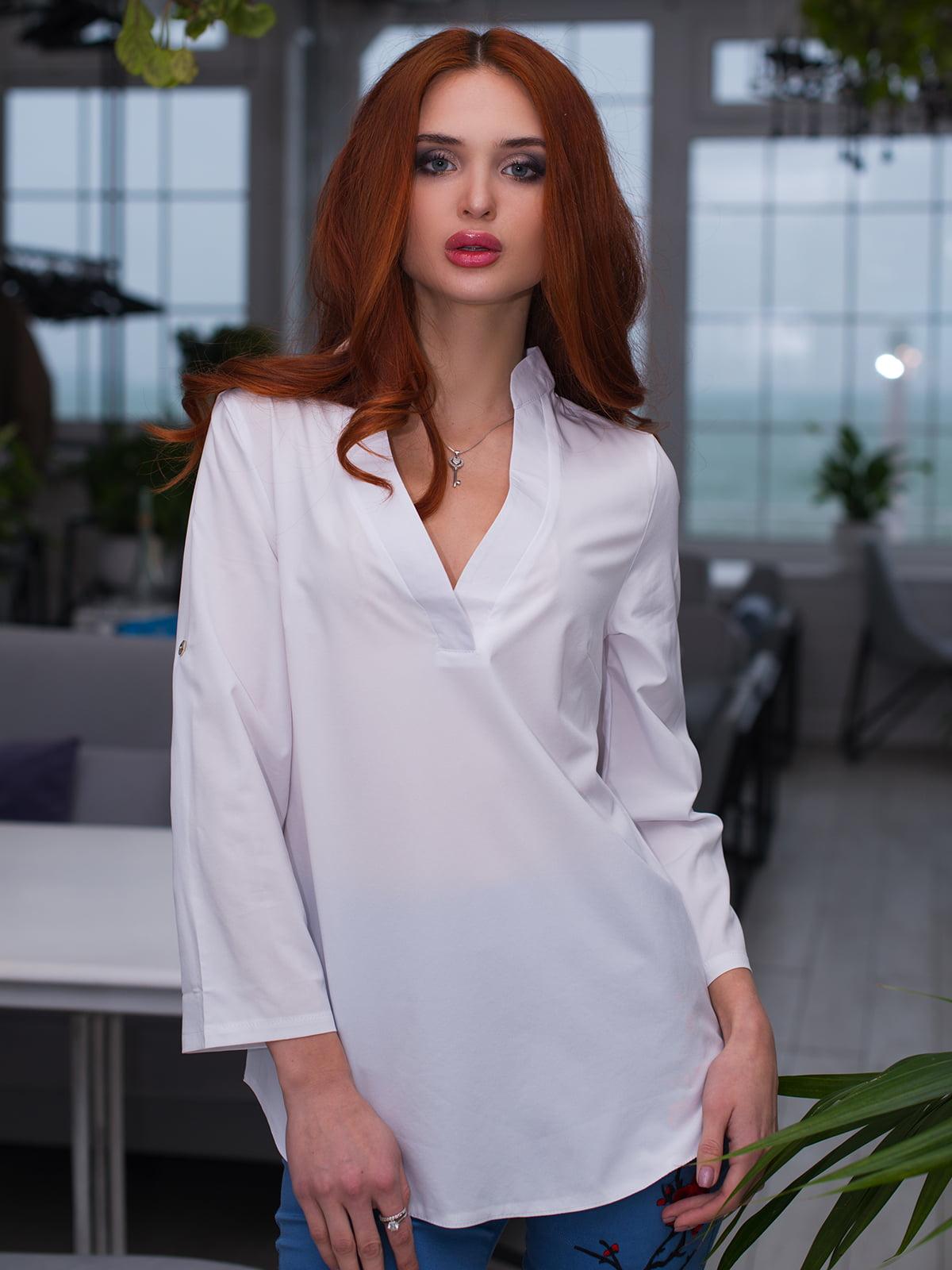 Блуза біла | 3171778