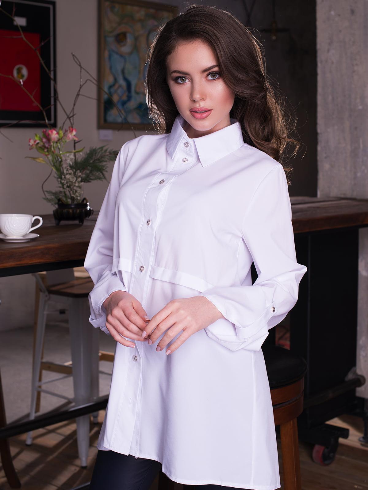 Сорочка біла | 4613544