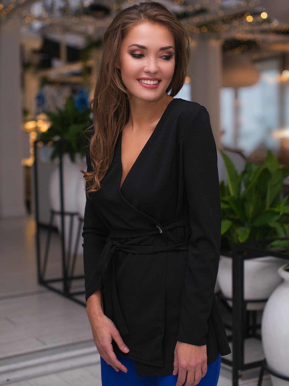Блуза чорна   4669736