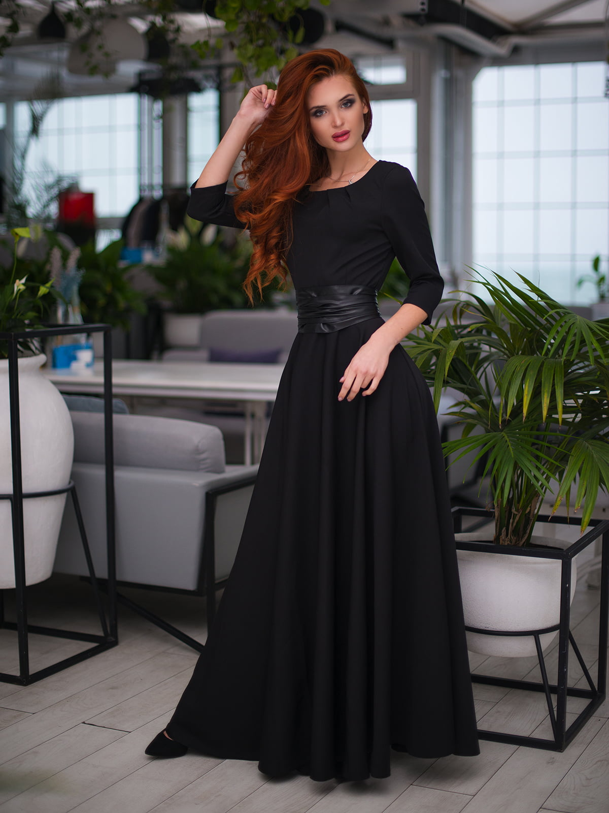 Сукня чорна | 4778543