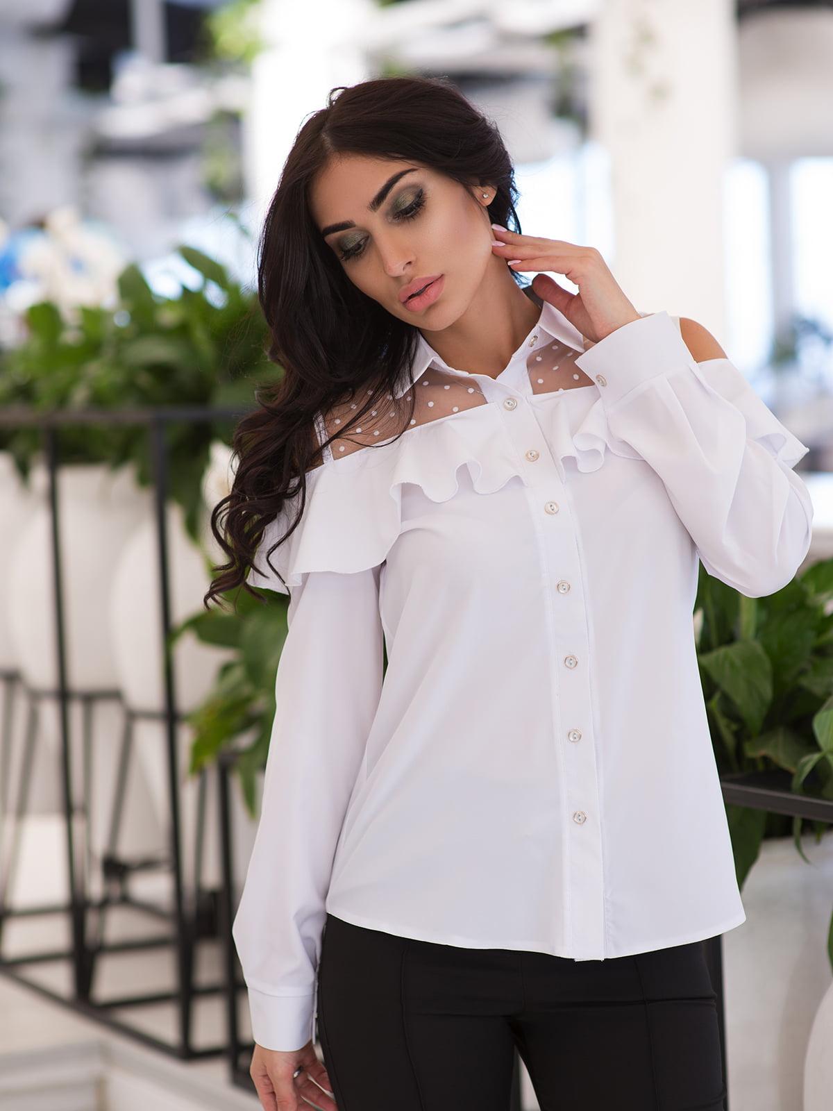 Сорочка біла | 4950236