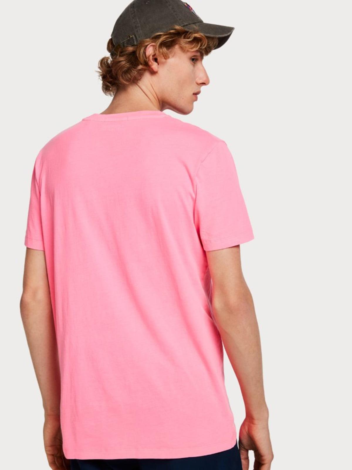 Футболка рожева | 4936661 | фото 3