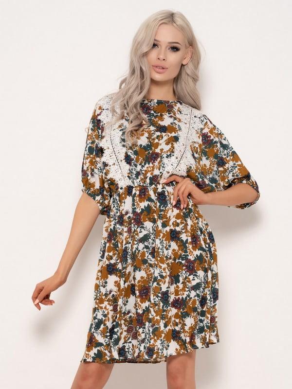 Сукня в принт | 4950805