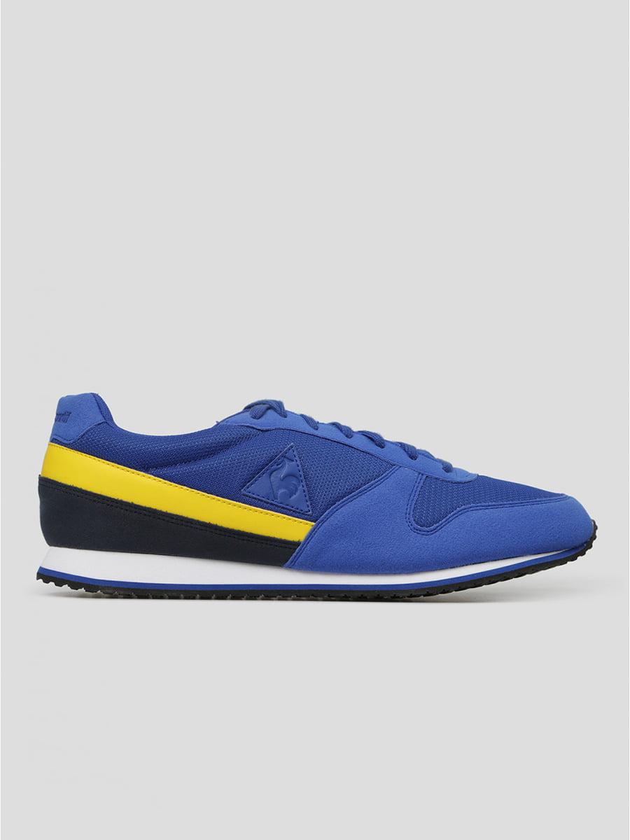 Кроссовки синие | 4920878