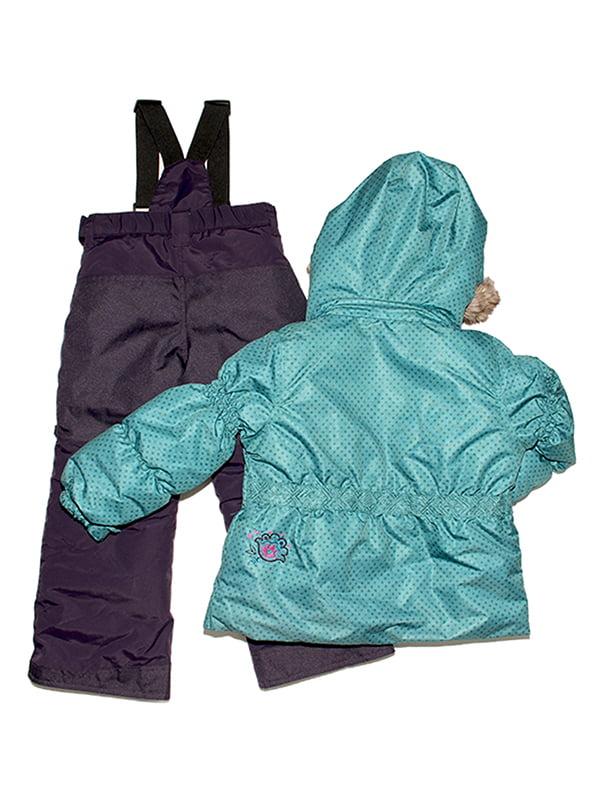 Комплект: куртка и полукомбинезон | 3670937 | фото 2