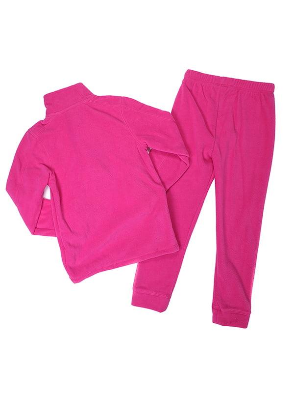 Термокостюм флісовий: джемпер і штани | 2706844 | фото 4