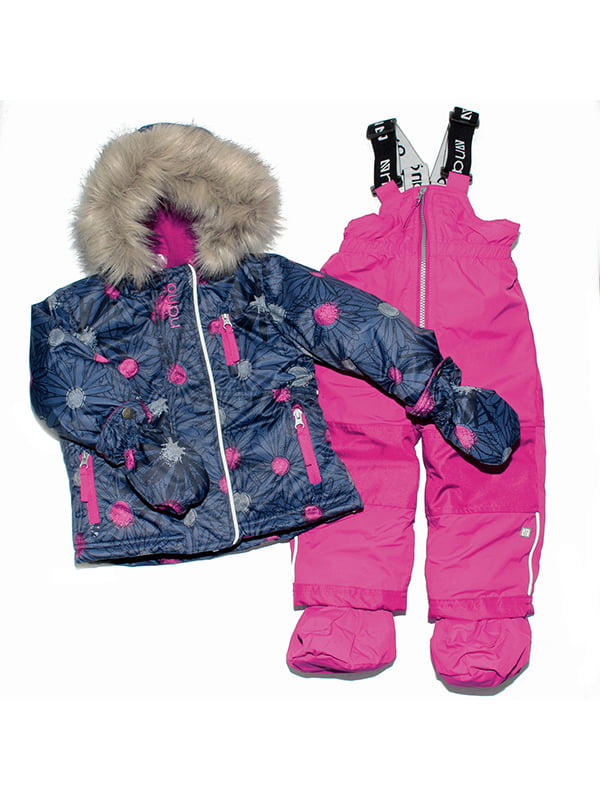 Комплект: куртка та напівкомбінезон   3769889   фото 6