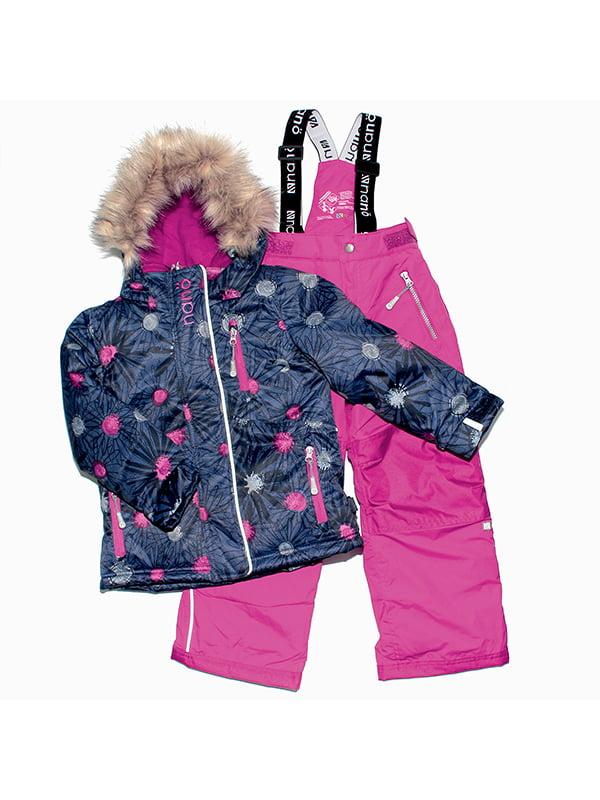 Комплект: куртка та напівкомбінезон   3769889   фото 9