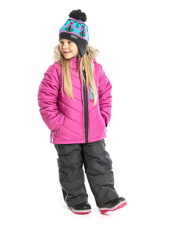 Комплект: куртка та напівкомбінезон | 3769891 | фото 4