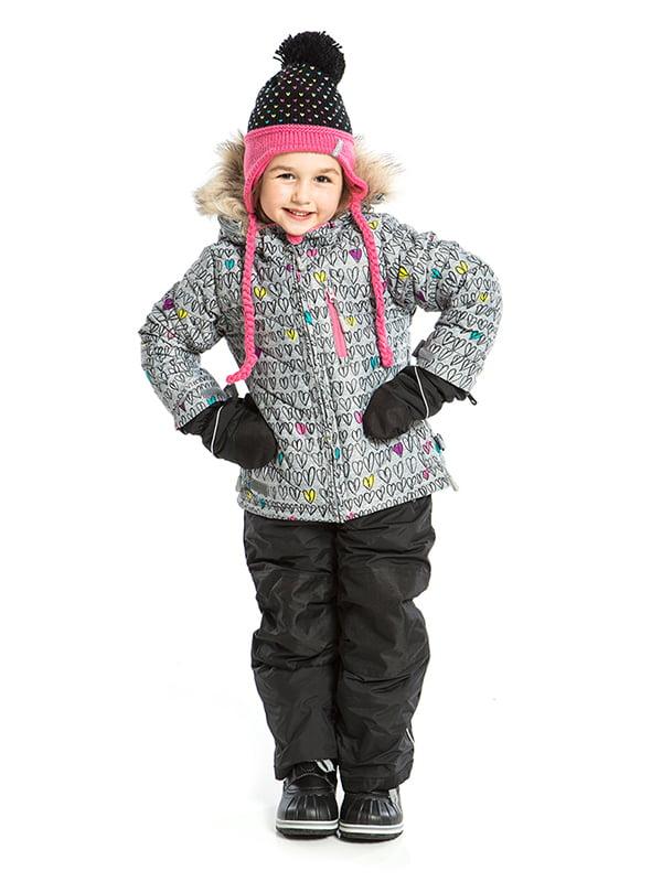 Комплект: куртка та напівкомбінезон | 3769895 | фото 4