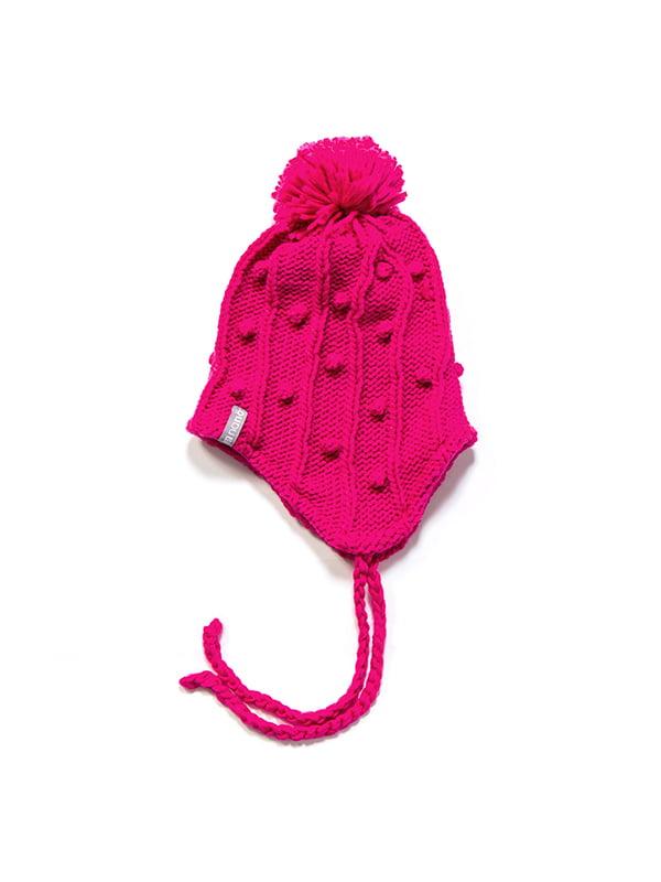 Шапка рожева на флісі | 3769921 | фото 3