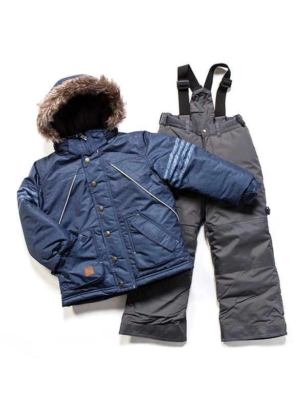 Комплект: куртка и полукомбинезон   3670922   фото 3
