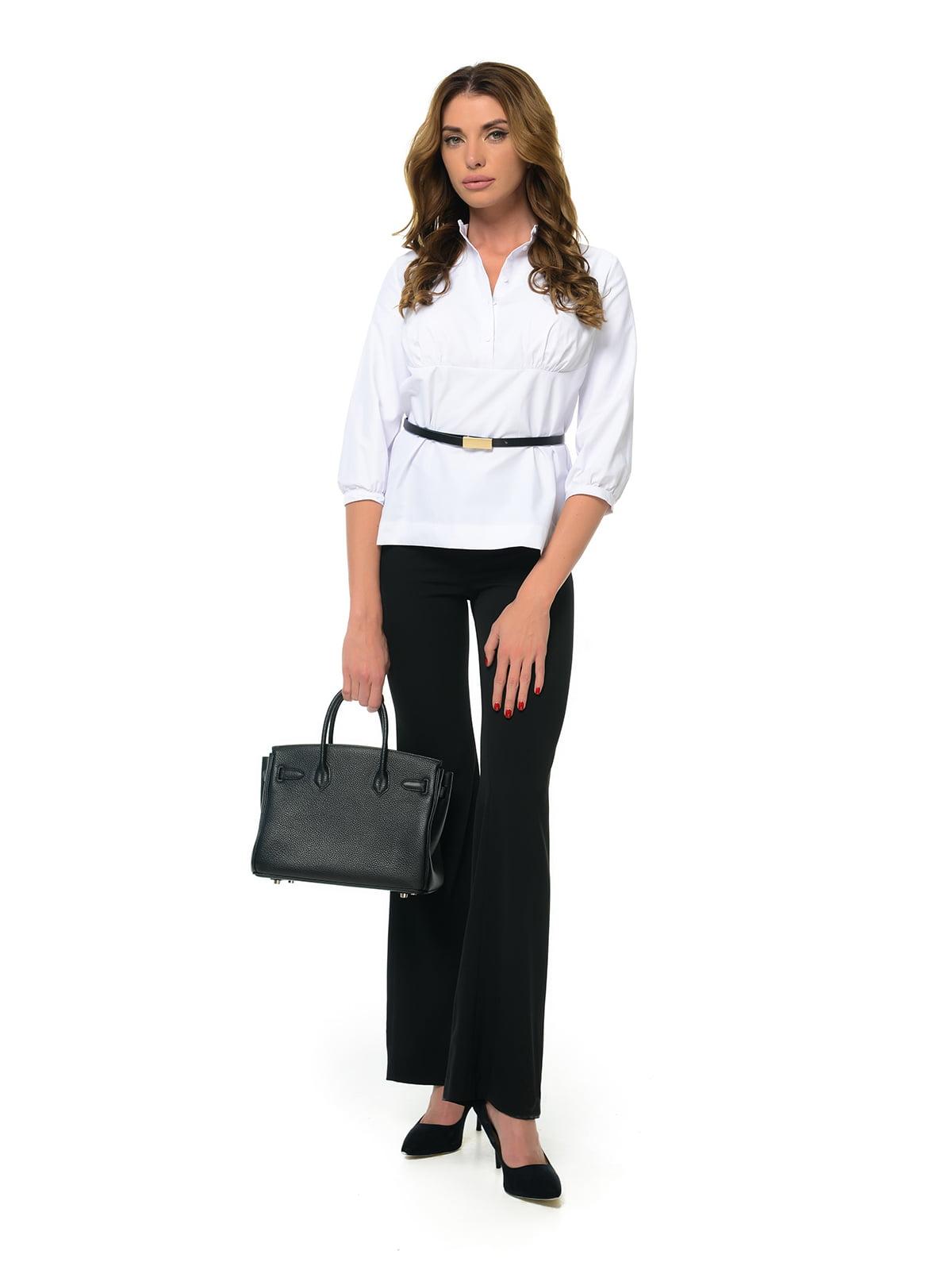 Блуза белая | 4955852