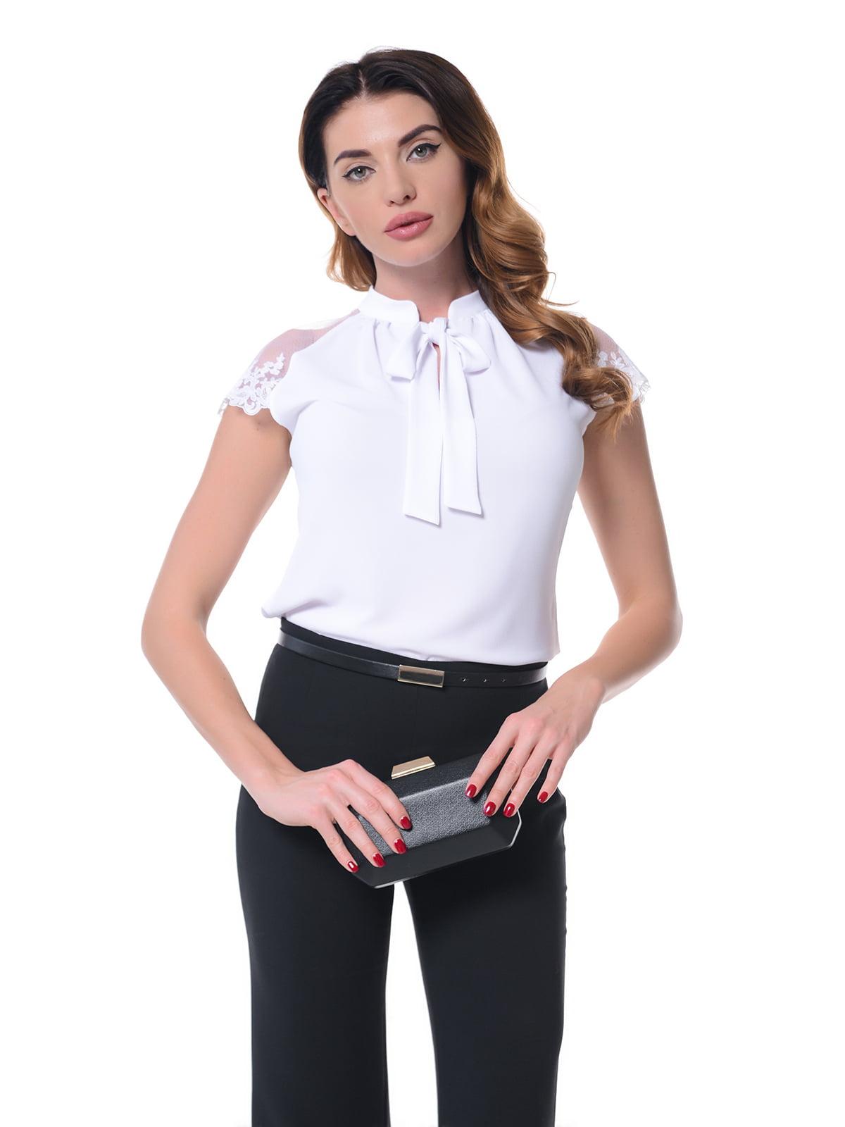 Блуза белая | 4955860