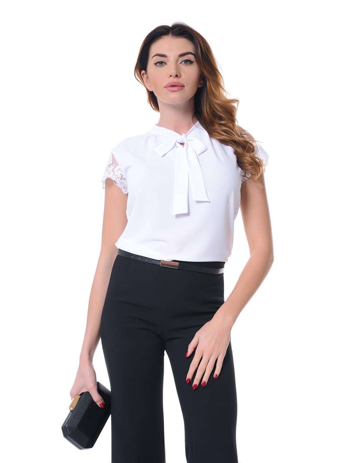 Блуза біла | 4955865