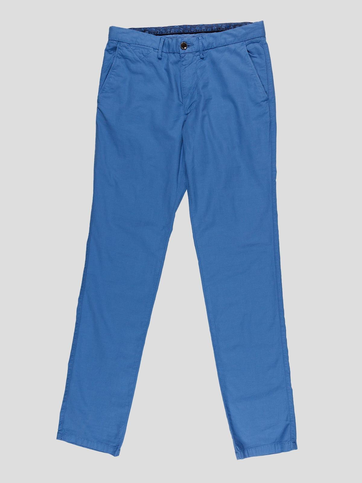 Штани блакитні | 4921940