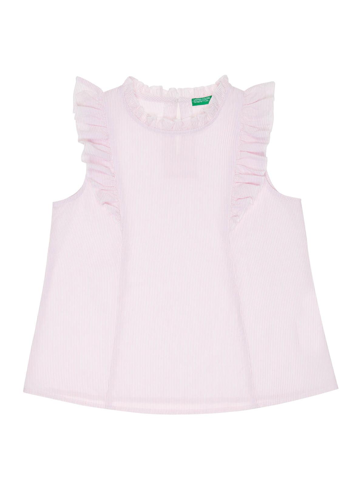Блуза в смужку | 4864463