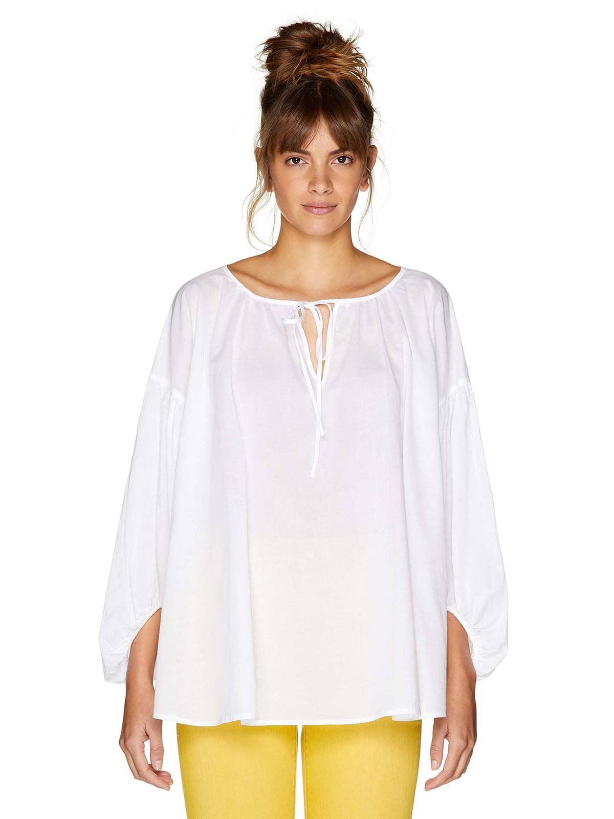 Блуза біла   4895287