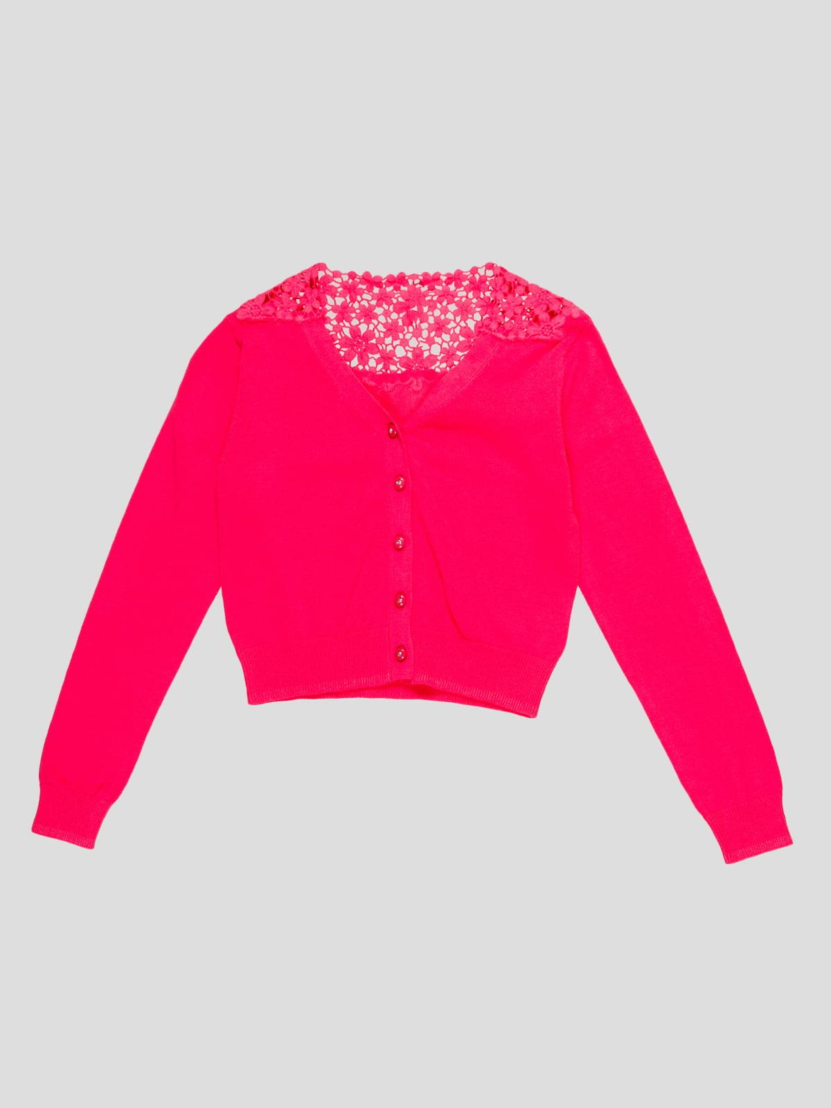 Кофта рожева | 4781287