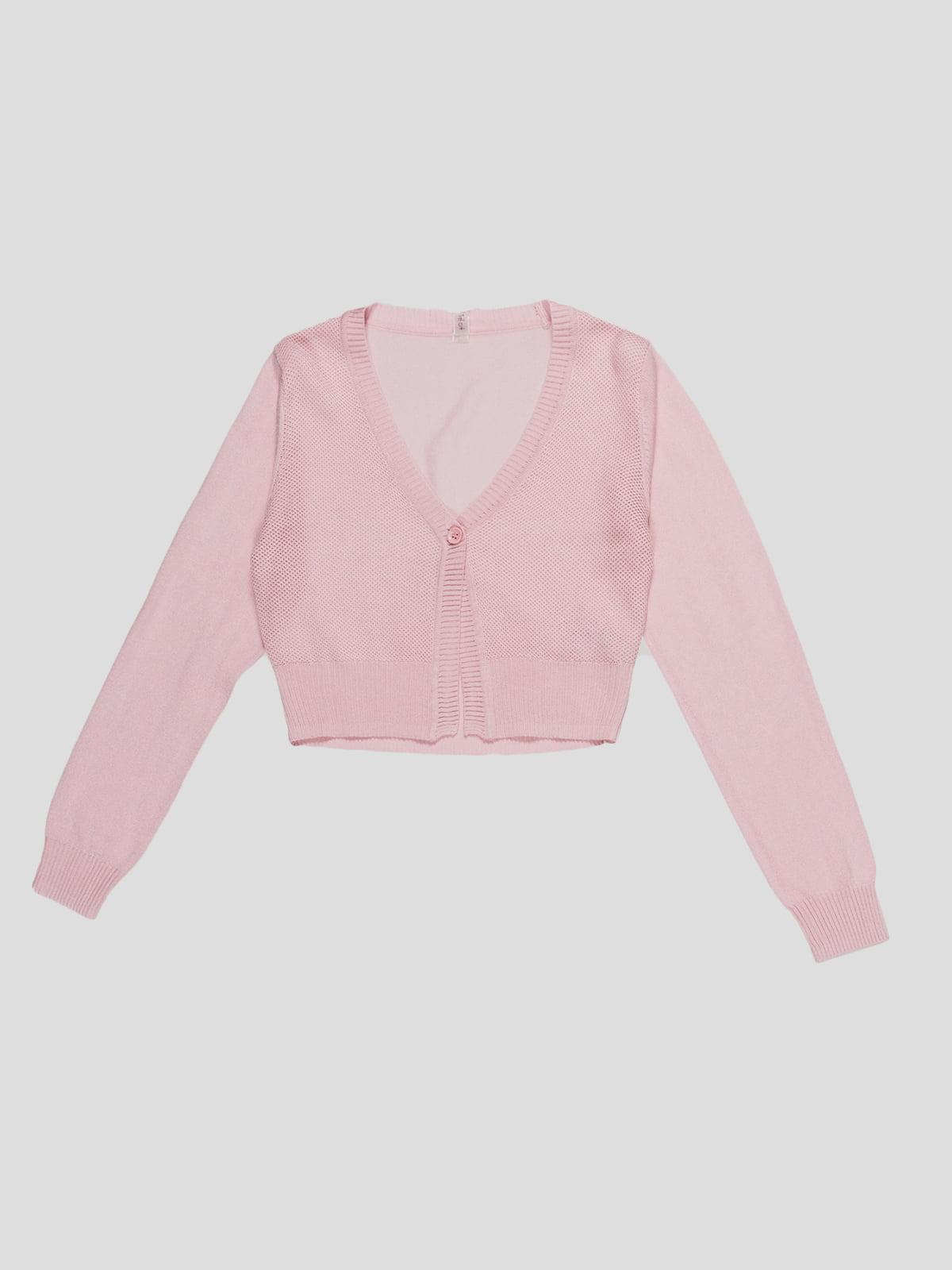 Кофта рожева   4781165