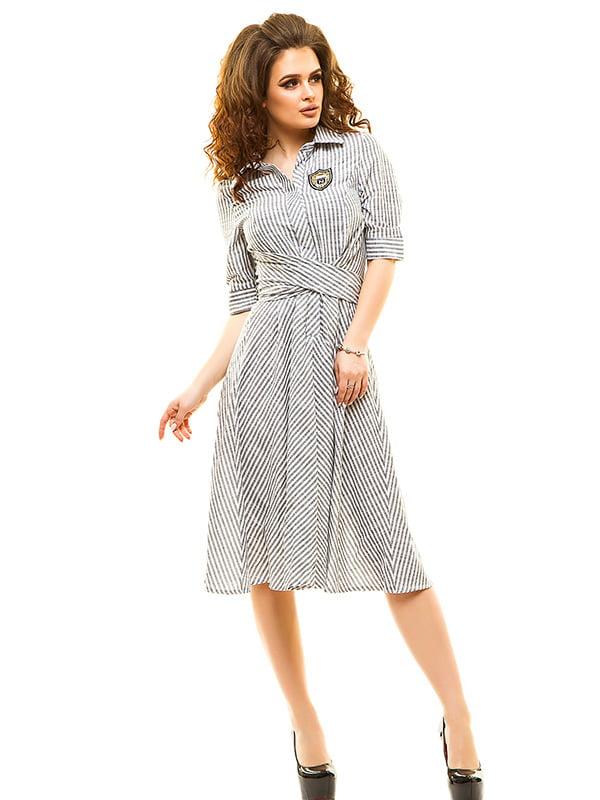 Сукня в смужку | 4655524