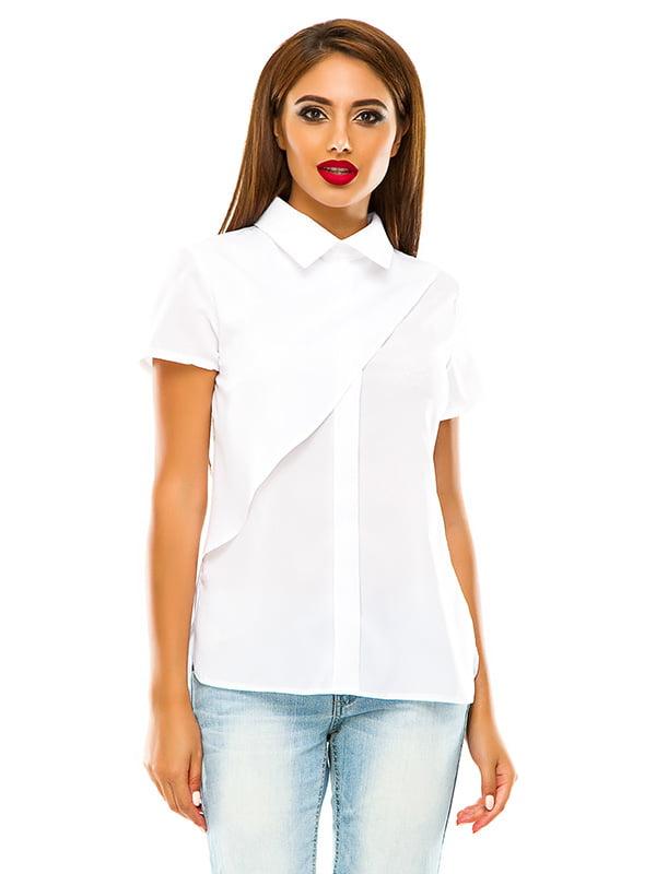 Блуза біла | 4655554