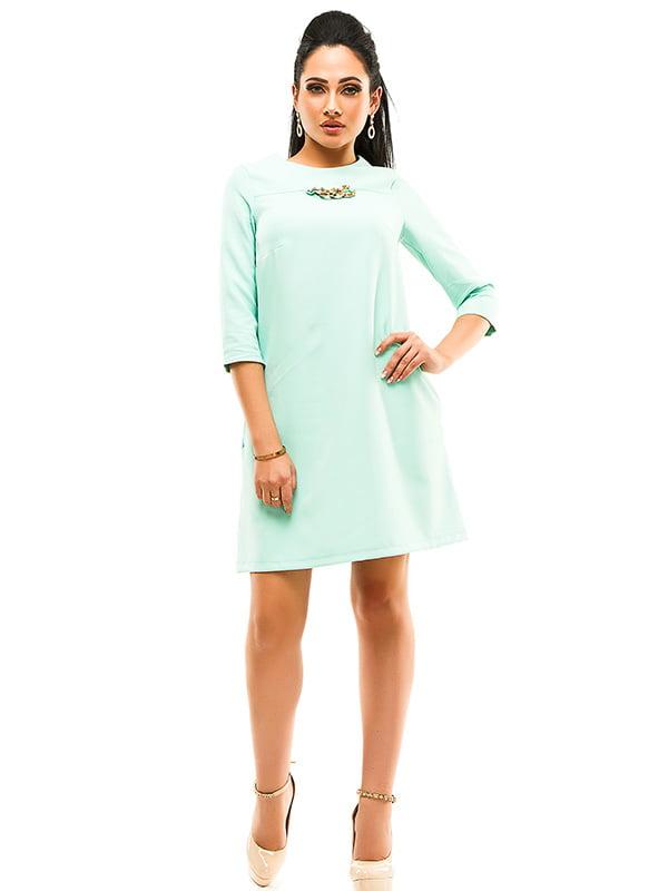 Сукня бірюзова   4655620