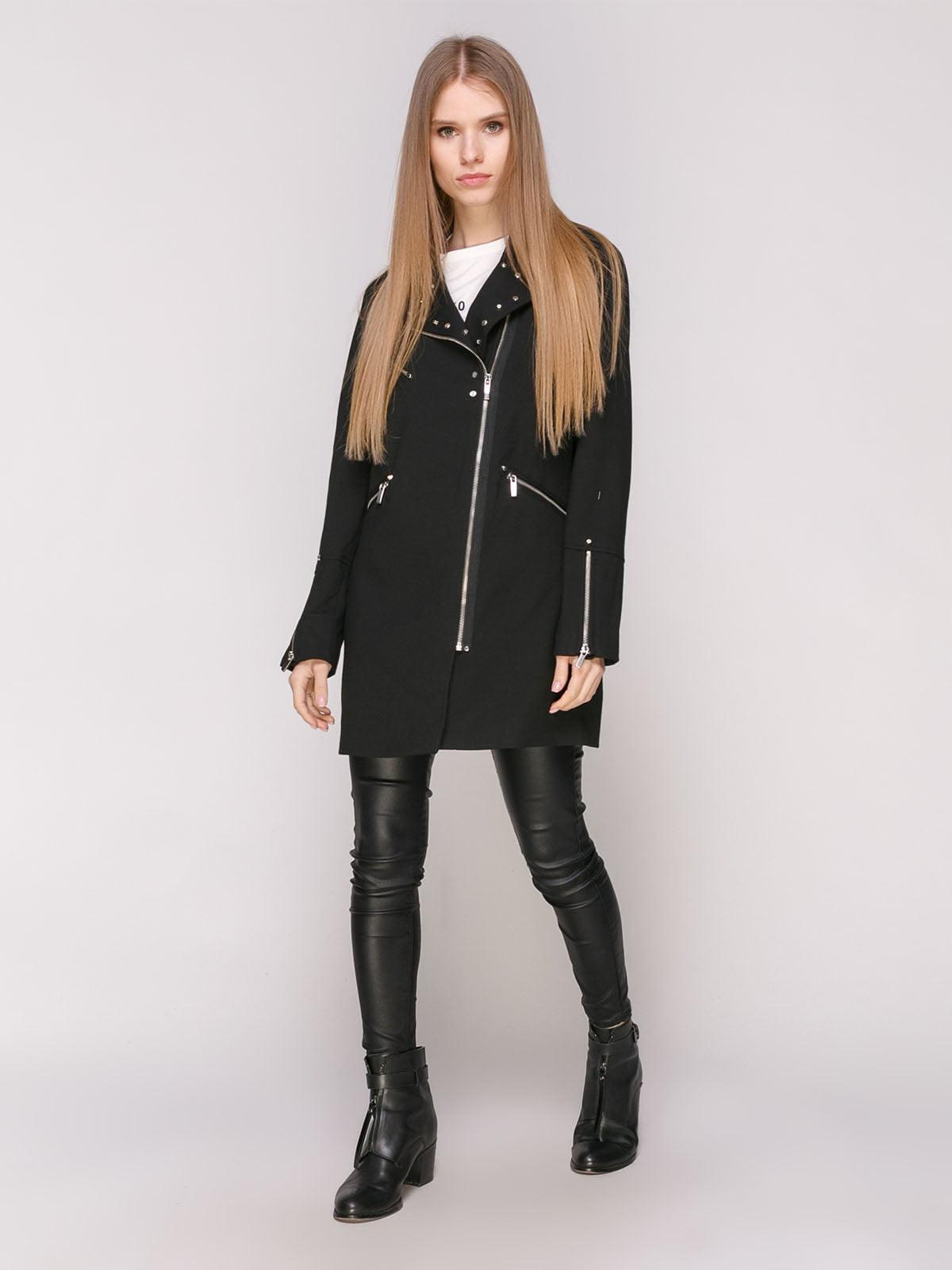 Пальто черное | 4874379 | фото 2