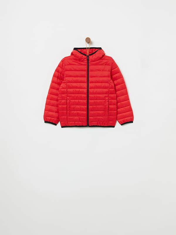 Куртка красная   4902857   фото 3