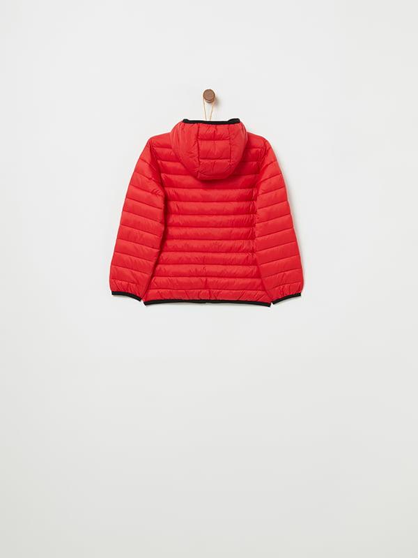 Куртка красная   4902857   фото 4
