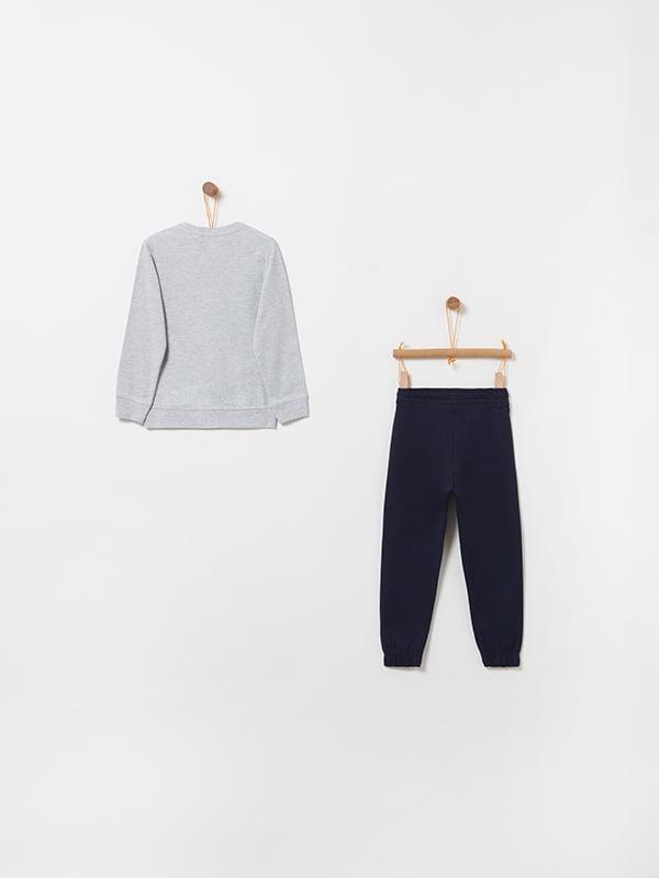 Комплект: світшот та штани | 4902904 | фото 4