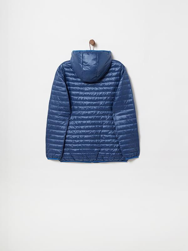 Куртка синяя | 4903046 | фото 4