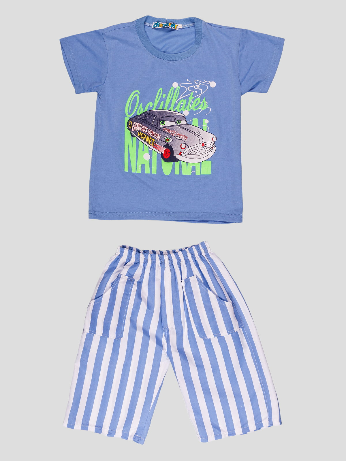 Комплект: футболка и шорты | 4948647
