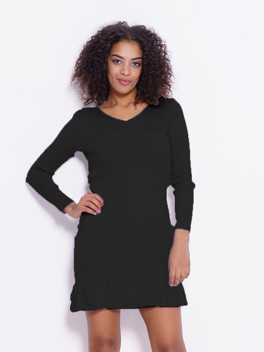 Платье черное   4820180