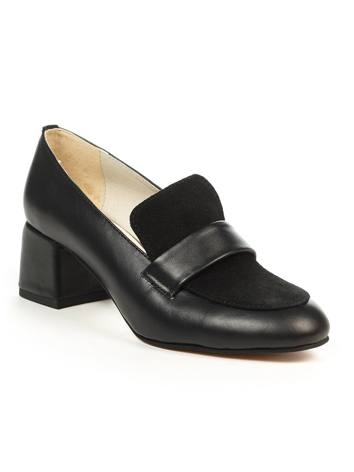 Туфли черные   4965341