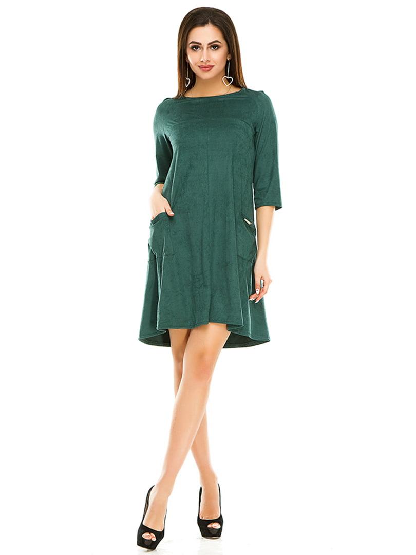 Платье зеленое | 4973574