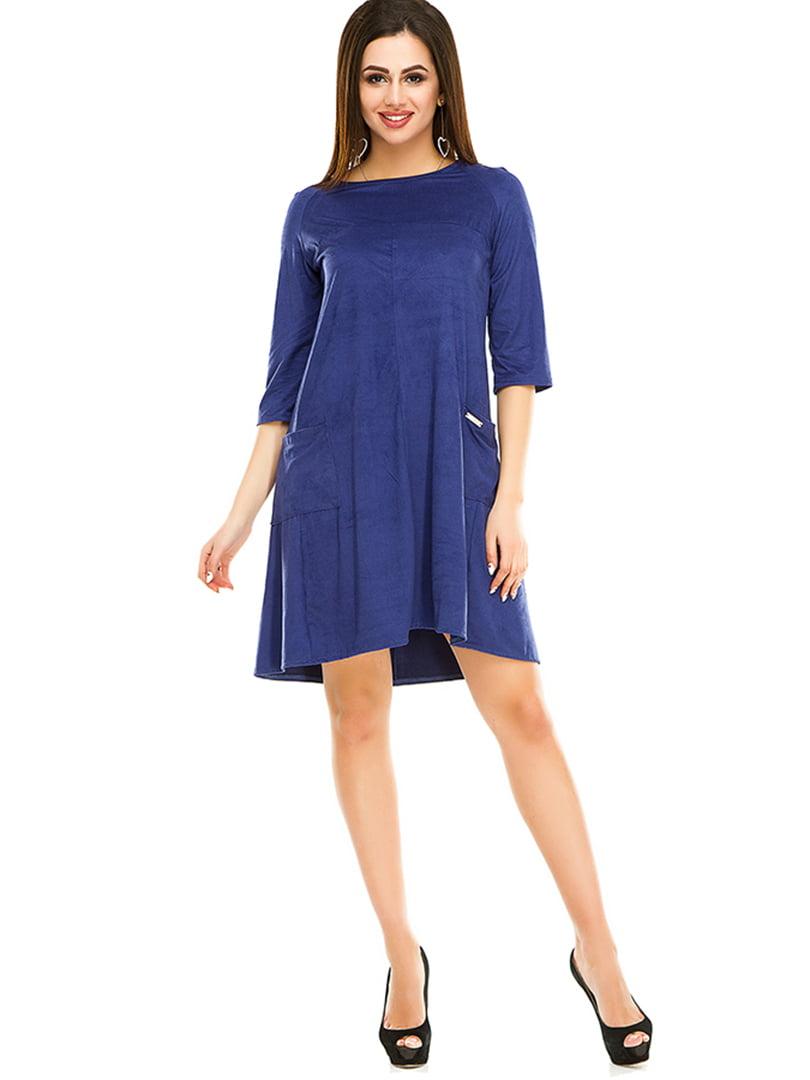 Сукня синя   4973575