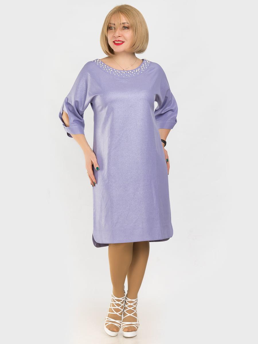 Сукня фіолетова | 4975315