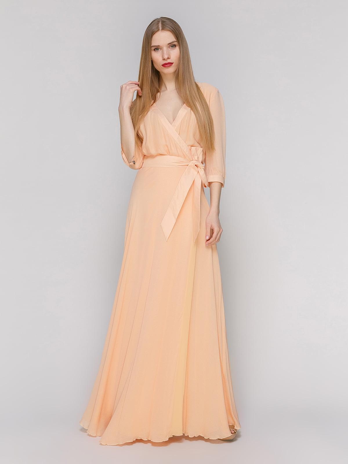 Сукня помаранчева | 4910716