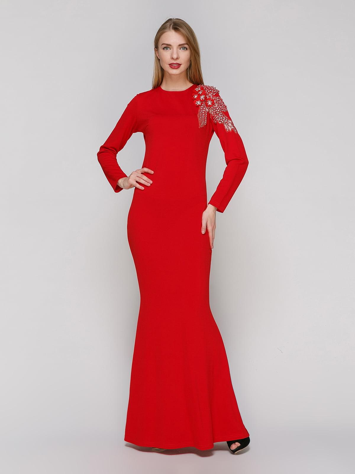 Сукня червона   4911117