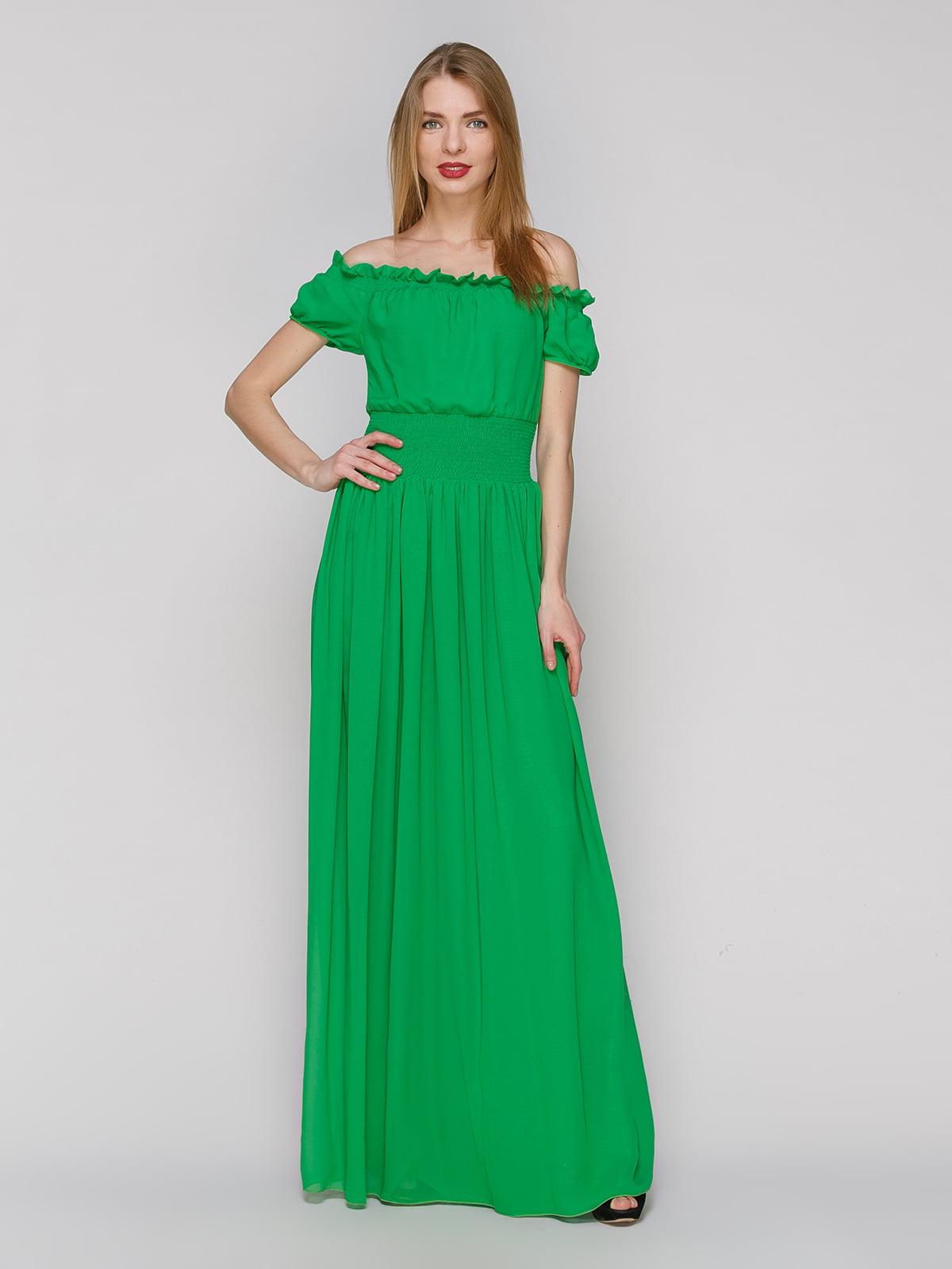 Сукня зелена | 4911263