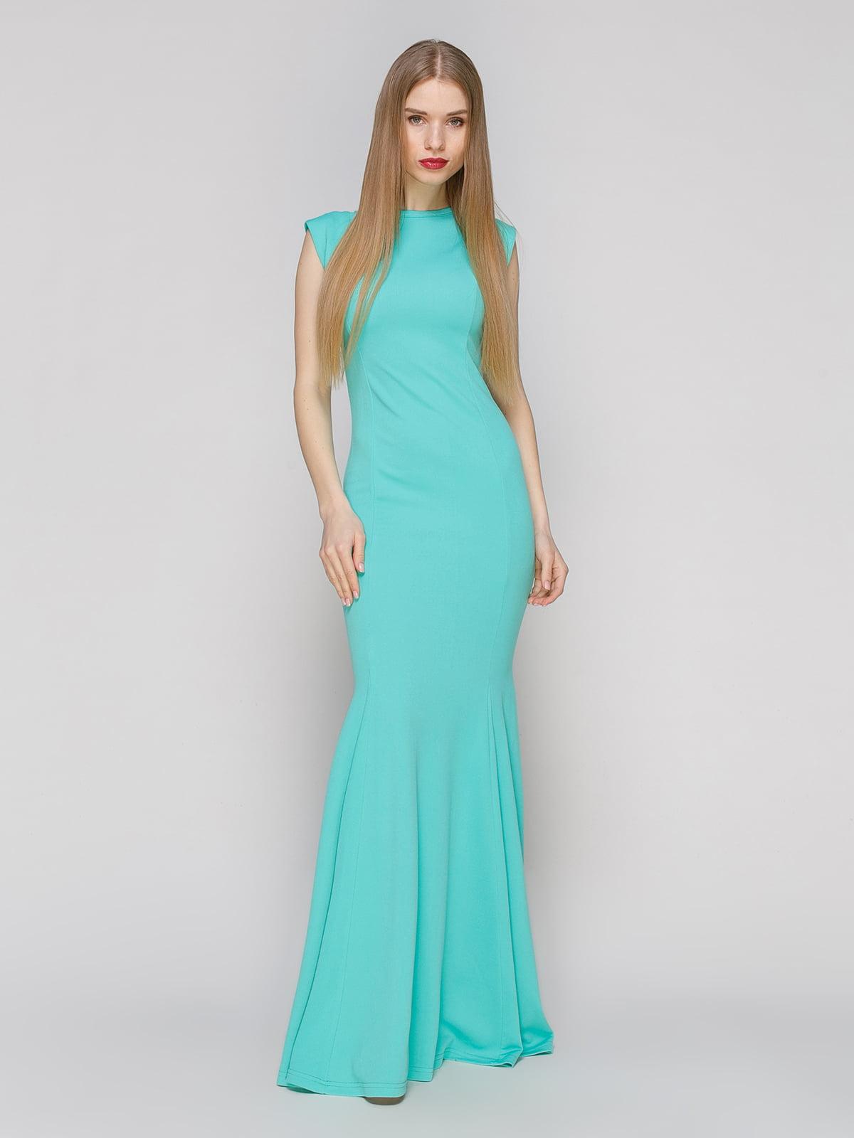 Сукня бірюзова | 4911122