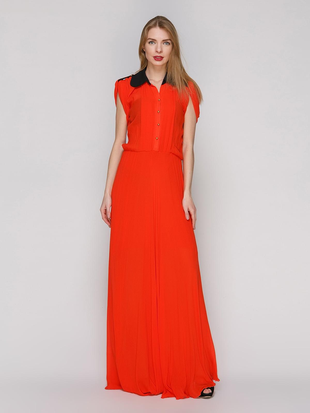 Сукня помаранчева | 4911031