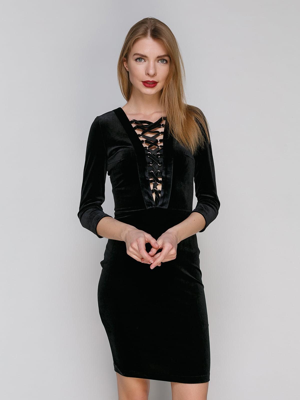 Сукня чорна   4910736