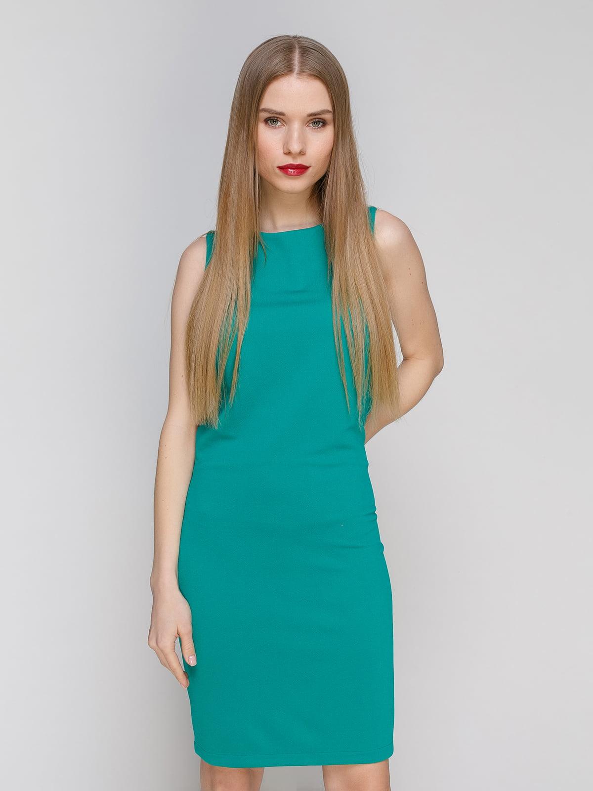 Сукня бірюзова | 4911110