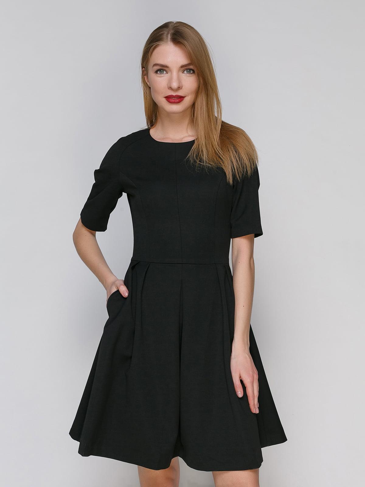 Сукня чорна | 4911251